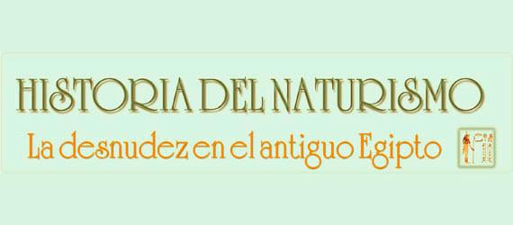 HISTORIA del NATURISMO