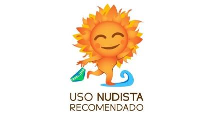 Uso nudista recomendado